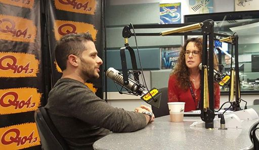 'Off the Rails' director Adam Irving on New York's Q104.3